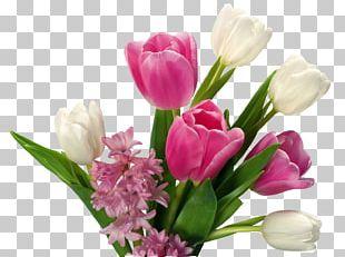 Flower Bouquet Cut Flowers PNG