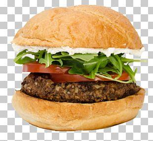 Hamburger Veggie Burger Pizza French Fries Food PNG