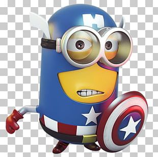Captain America YouTube Minions Universal S Despicable Me PNG
