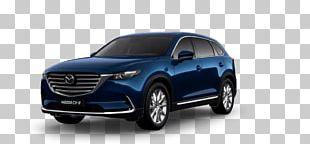 Compact Sport Utility Vehicle Car Mazda CX-9 Mazda CX-5 PNG