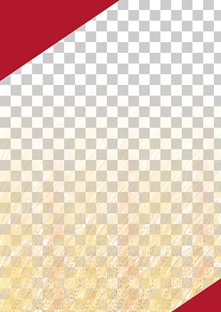 Yellow Angle Floor Pattern PNG