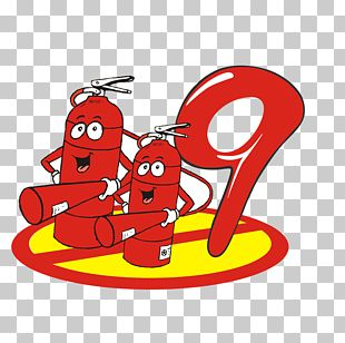 Firefighting Fire Protection Cartoon Safety PNG