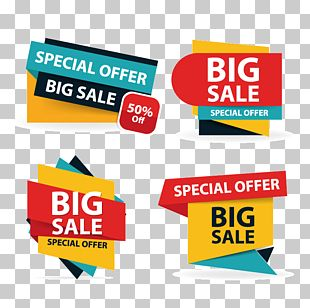 Sales Poster Logo Illustration PNG