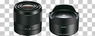 Sony FE 28mm F2 Sony α7 II Sony E-mount Wide-angle Lens Camera Lens PNG