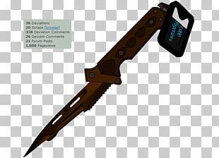 Battlefield 2142 Knife Melee Weapon Blade PNG