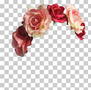 Wreath Flower Crown Headband Garland PNG