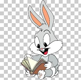 Bugs Bunny Lola Bunny Tasmanian Devil Daffy Duck Cartoon PNG