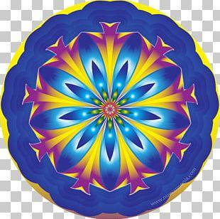 Kaleidoscope Mandala Symmetry Geometry Circle PNG