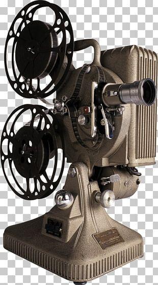 Movie Projector 8 Mm Film Cinema Reel PNG