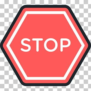 Stop Sign Traffic Sign Computer Icons PNG