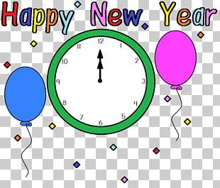 New Year's Day New Year's Eve Holiday PNG