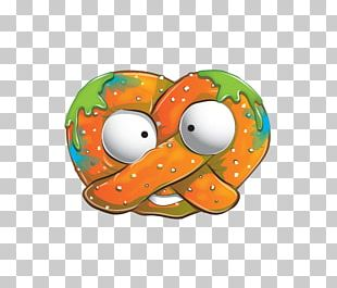 Pretzel Knot Snack The Grossery Gang: Pizza Face Saves The Day: A Comic Adventure PNG