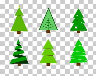 Wedding Invitation Christmas Tree PNG