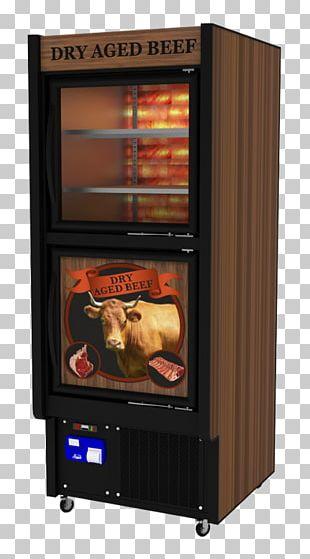 Beef Aging Refrigerator Meat Kapılı PNG