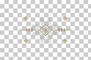Snowflake Schema Euclidean Pattern PNG