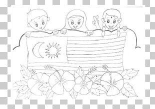 Hari Merdeka Malayan Declaration Of Independence Coloring Book Federation Of Malaya PNG