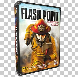Indie Boards & Cards Flash Point: Fire Rescue Board Game Firefighter PNG