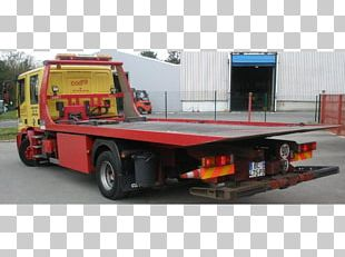Tow Truck Iveco Car Commercial Vehicle PNG