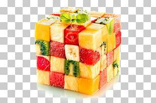 Fruit Salad Fruit Cube Rubiks Cube PNG