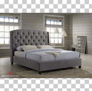 Bed Frame Furniture Couch Bed Size PNG