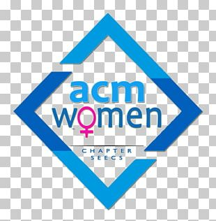 Association For Computing Machinery ACM-W Women In Computing Logo Information PNG