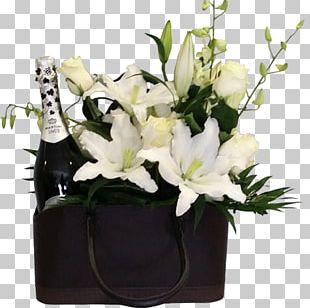 Floral Design Wine Cut Flowers Flower Bouquet PNG
