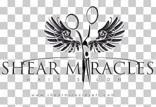 Shear Miracles Hair Salon Hairstyle Hair Care Logo Beauty Parlour PNG