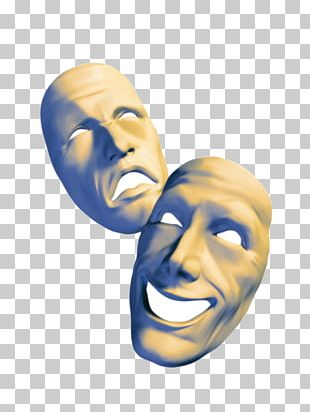 Calypso Theater Theatre Mask PNG