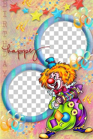 Happy Birthday To You Frame Birthday Cake PNG