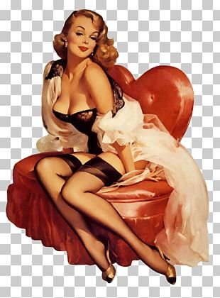 Pin-up Girl Female PNG