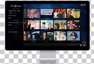 Computer Monitors Television Kodi Computer Software PNG