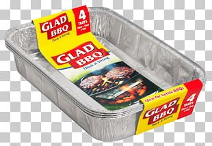Aluminium Foil Barbecue Tray The Glad Products Company Food Storage Containers PNG