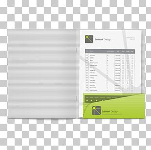 Notebook Computer File PNG