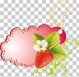 Love Food Strawberries PNG