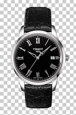 Tissot Classic Dream Watch Jewellery Strap PNG