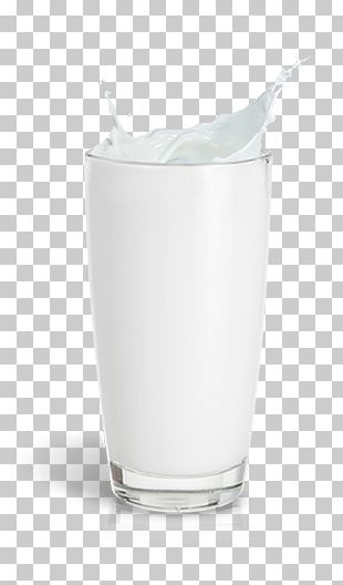 Milk Cup Glass PNG