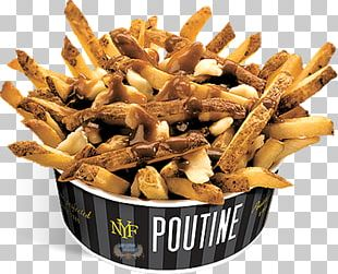 Poutine French Fries Canadian Cuisine Love Fries New York Fries PNG