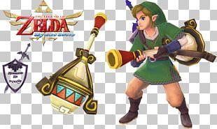 The Legend Of Zelda: Skyward Sword Link The Legend Of Zelda: The Minish Cap Master Sword Video Game PNG