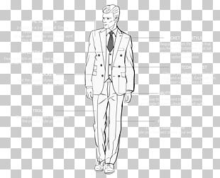 Dress Drawing Shoulder Line Art Sketch PNG