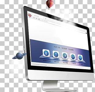 Web Browser Computer Monitors Graphical User Interface PNG