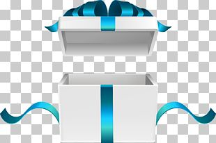White Gift Box PNG