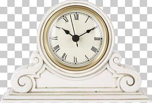 Mantel Clock Alarm Clocks Bedside Tables PNG
