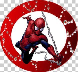 Ultimate Spider-Man Hulk Comic Book Comics PNG