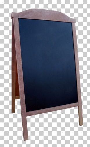 Blackboard For Shops PNG