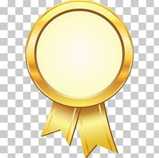 Gold Medal Silver Medal Bronze Award PNG