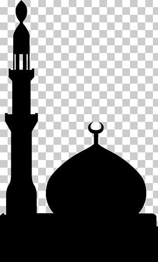Sultan Ahmed Mosque Silhouette Islam Minaret PNG