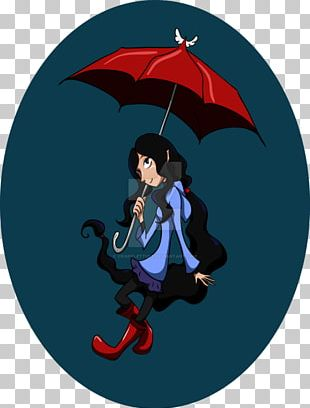 Umbrella Legendary Creature Animated Cartoon PNG