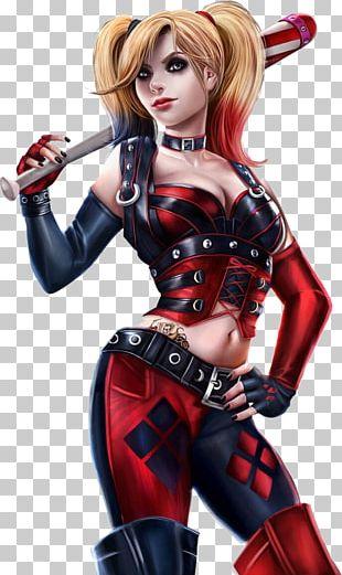 Harley Quinn Joker Batman PNG