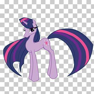 Horse Illustration Product Design Purple PNG