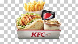 KFC French Fries Fast Food Slider Cuban Cuisine PNG